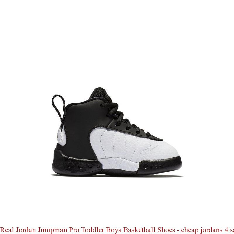 low priced 22182 e2662 Real Jordan Jumpman Pro Toddler Boys Basketball Shoes – cheap jordans 4 ...